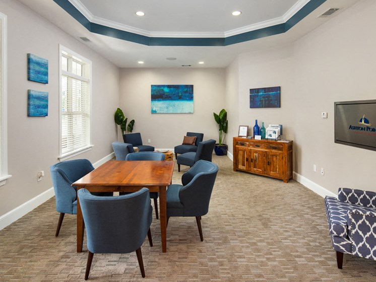 Recreation And Relaxation Area at Abberly Pointe Apartment Homes by HHHunt, South Carolina