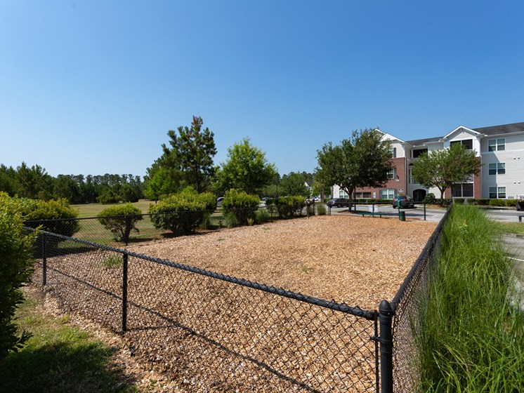 Dog Park at Abberly Chase Apartment Homes by HHHunt, South Carolina, 29936