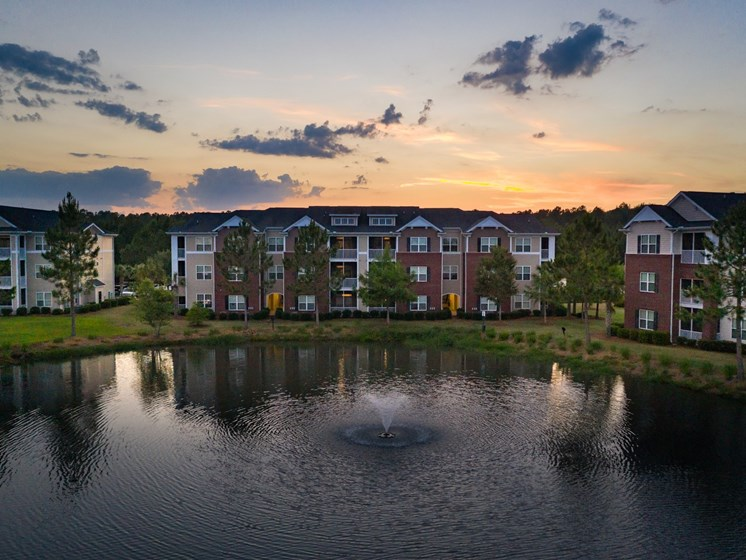 Breathtaking Lake View From Property at Abberly Chase Apartment Homes by HHHunt, Ridgeland, SC