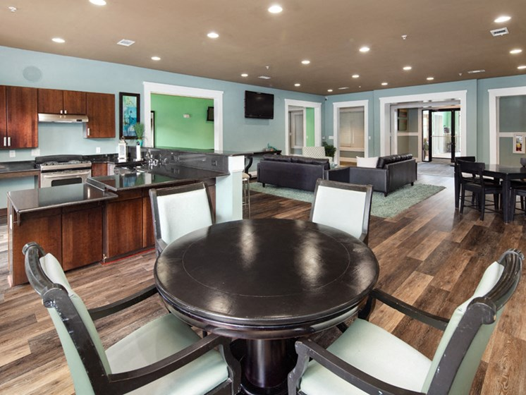 Large Interactive Clubhouse at Abberly at West Ashley Apartment Homes by HHHunt, Charleston, SC, 29414