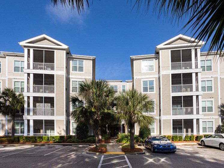 Ample Parking  Space at Abberly at West Ashley Apartment Homes by HHHunt, Charleston, SC