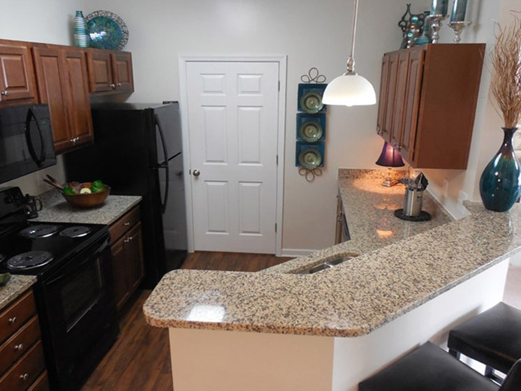 Well Equipped Apartment at Abberly Twin Hickory Apartment Homes by HHHunt, Glen Allen, VA