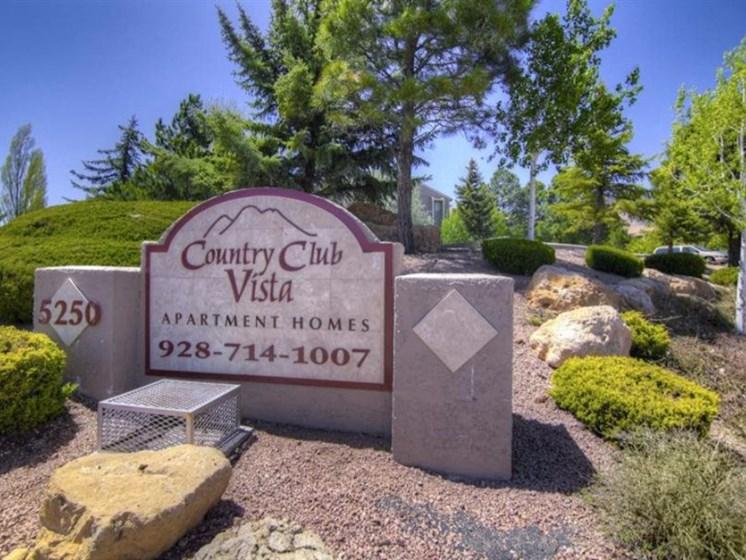 Country Club Vista Apartments in Flagstaff, Arizona