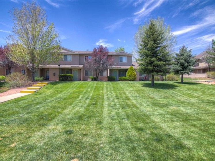 Beautifully Landscaped Groundsat Country Club Terrace Apartments, 5404 East Cortland Blvd, Arizona