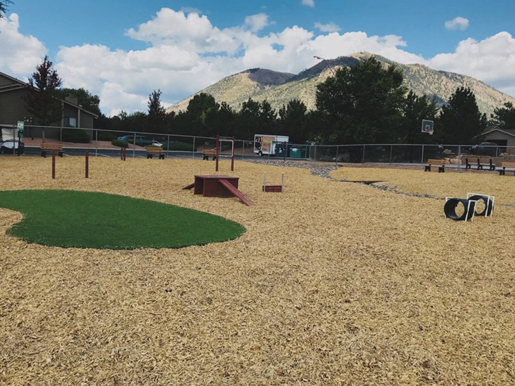 Bark Park for your Best Friend at Country Club Terrace Apartments, 5404 East Cortland Blvd, Flagstaff, 86004