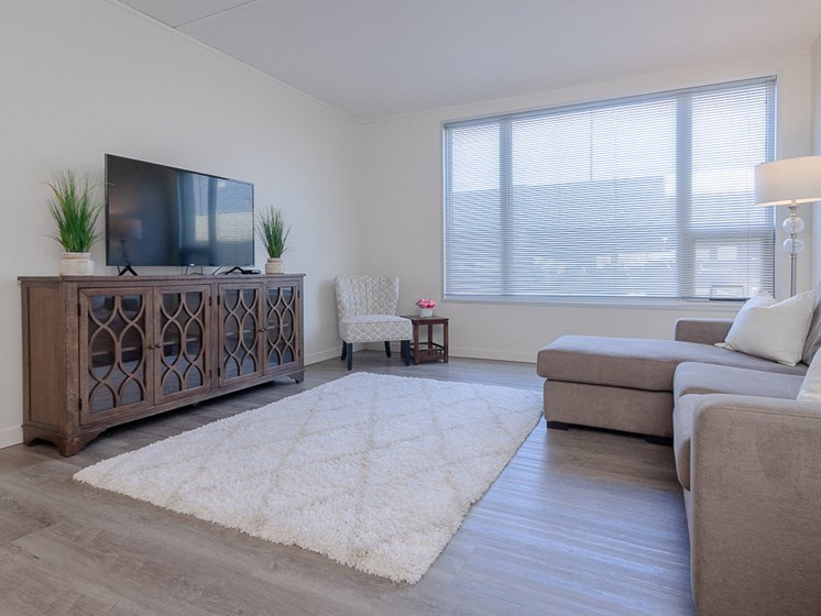 Furnished One Bedroom at Innova Apartments in University Circle neighborhood of Cleveland, OH