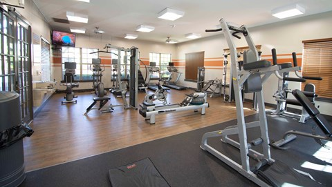 Overlook at Gwinnett fitness center