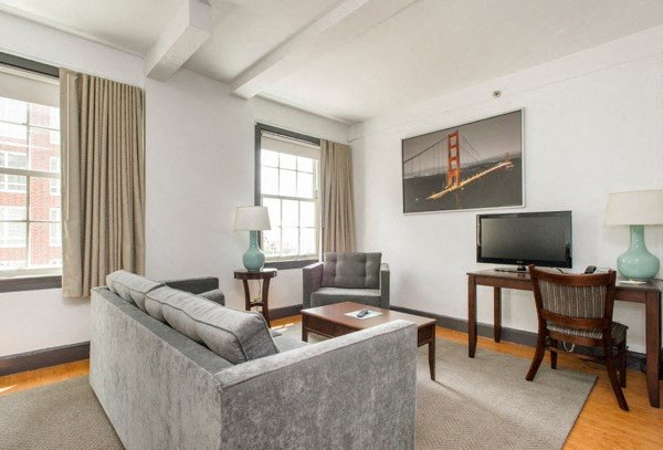 One bedroom apartments and micro-units in Boston.