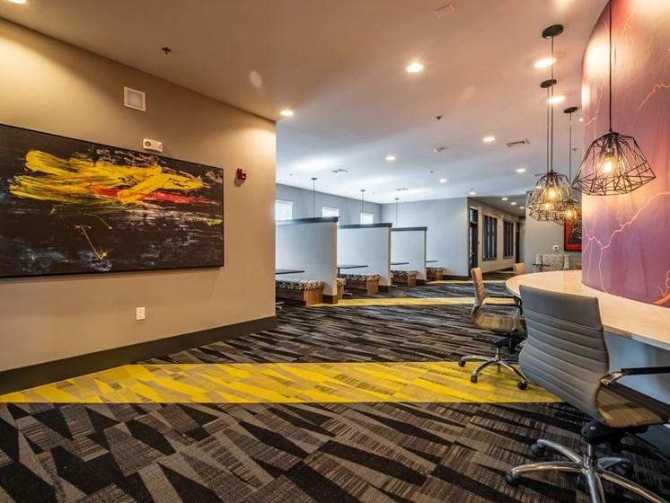 Beautiful Interiors at Foxridge Apartment Homes, Blacksburg, 24060