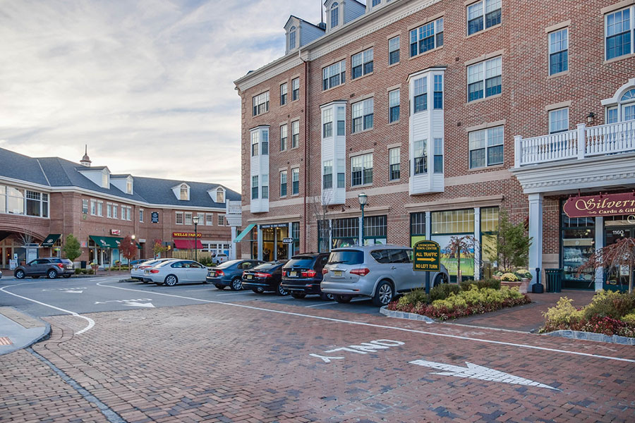 Livingston Town Center at The Hillside Club, New Jersey
