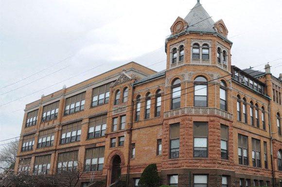 Old Middletown Exterior 1