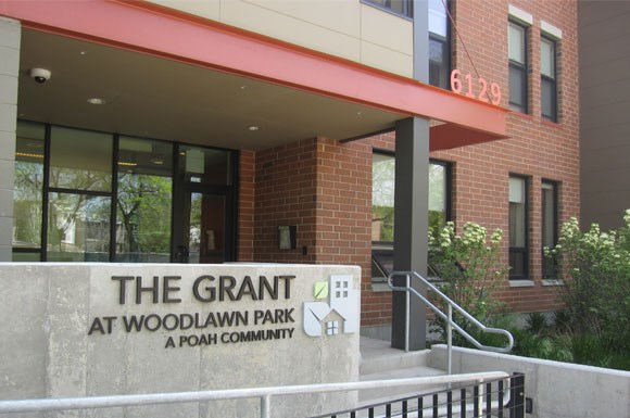 The Grant at Woodlawn Park Exterior 7