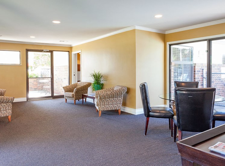 Business Room at Avalon Place