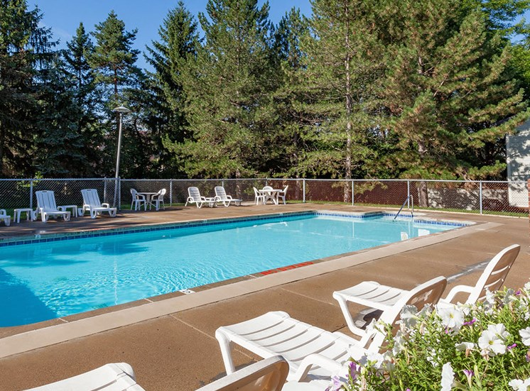Large Swimming Pool at Avalon Place