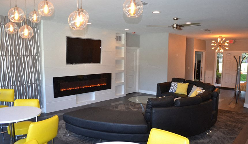 Clubhouse with Upgraded Interiors at Pilgrim Village - Canton, MI, Michigan, 48187