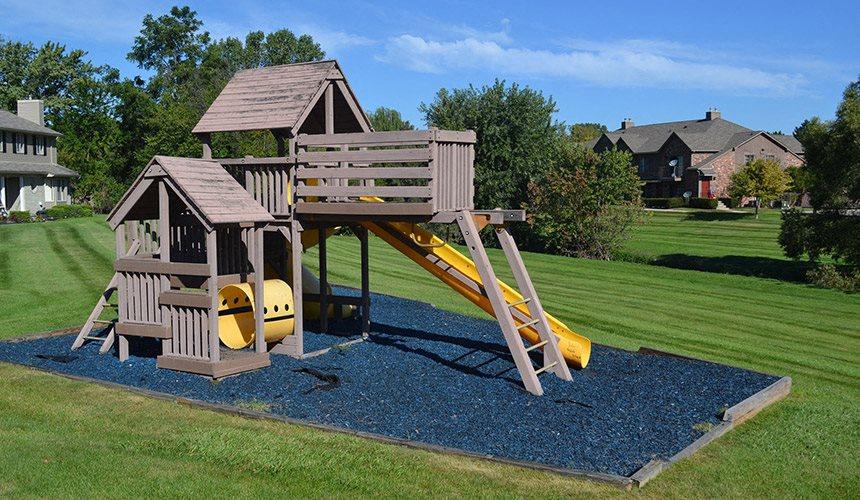 Playground at Pilgrim Village - Canton, MI, Canton, MI, 48187