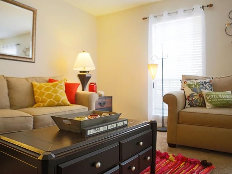 apartment living in Little Rock