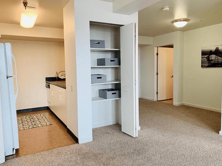 Open Loft Floor Plan