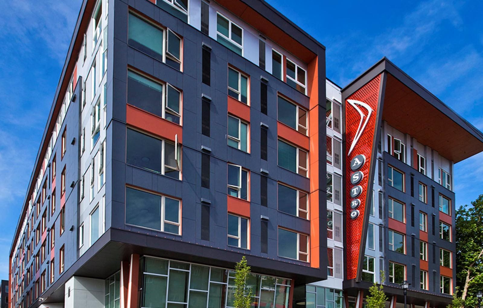 Beautiful Surroundings at Astro Apartments, Seattle, 98109