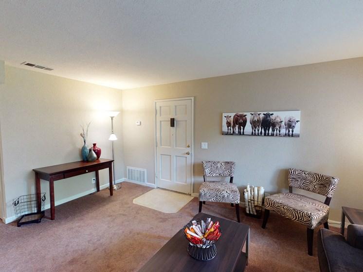 Westpark Plaza | Chico, CA | Living Room