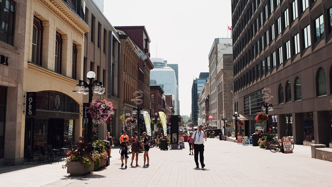 Ottawa's Historic Business & Retail District