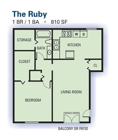 Floor Plans Of Emerald Pointe Apartment Homes In Riverdale Ga