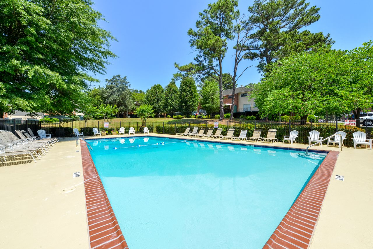 Enjoy long summer days by our sparkling swimming pool   Morrow, GA 30260