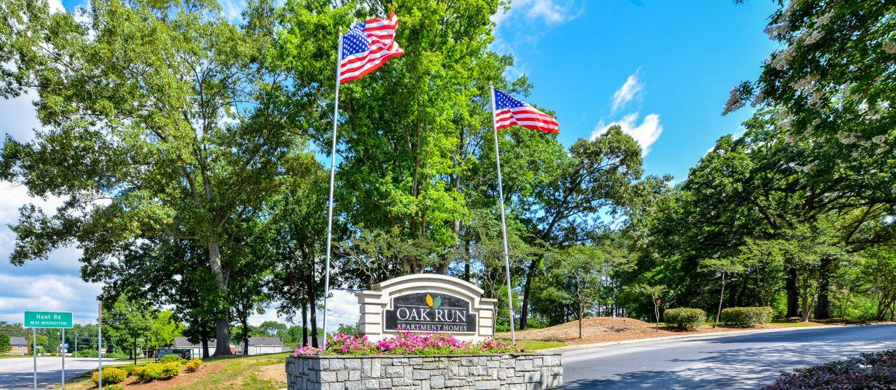 Welcome to Oak Run Apartment Homes | Jonesboro, GA 30236