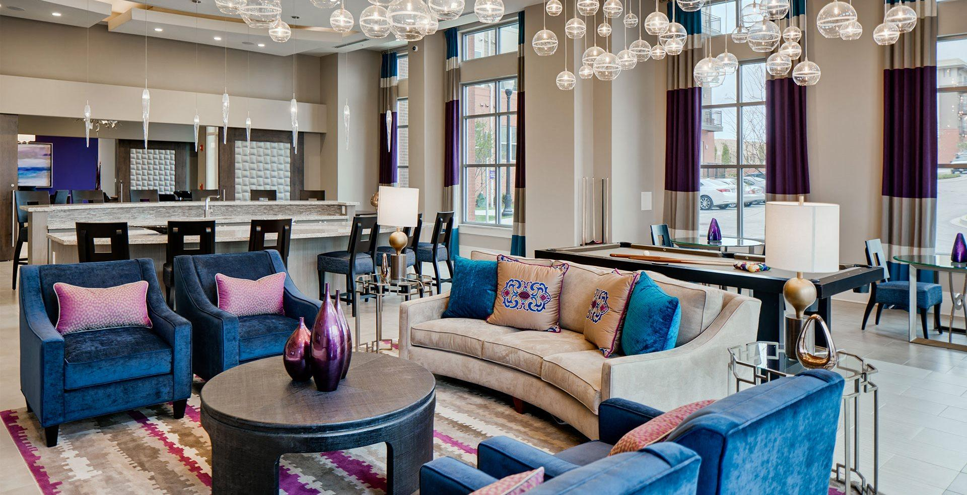 Expansive Amenities of a Luxury apartment in Hanover MD
