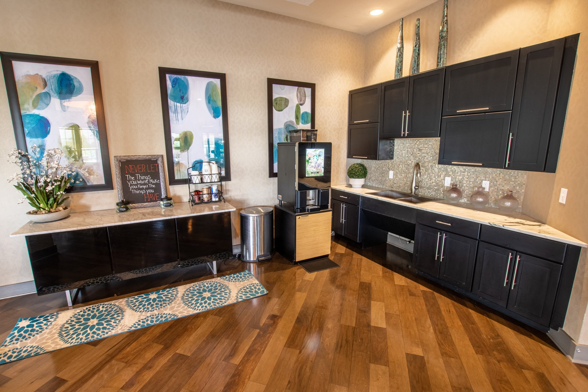 Coffee Bar at Park Place Apartments