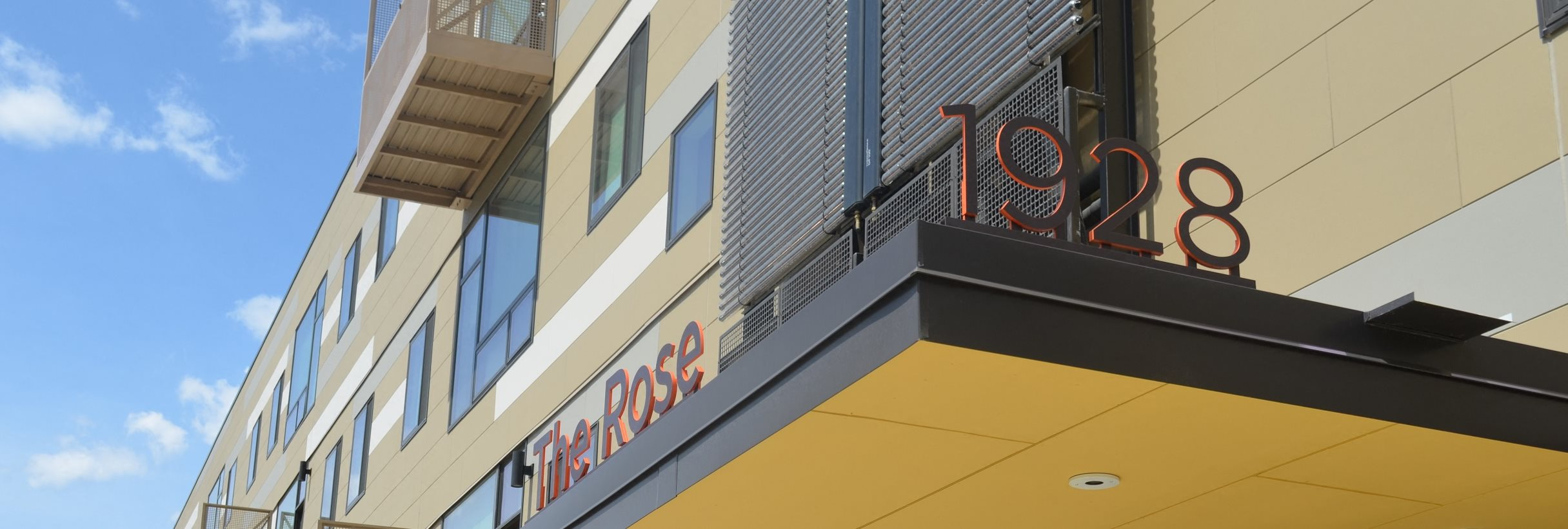 The Rose entry