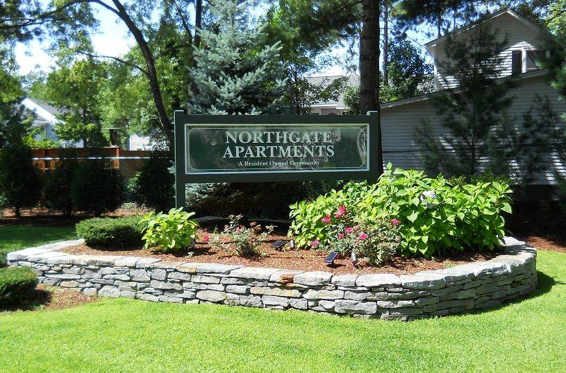 Northgate Apartments entrance