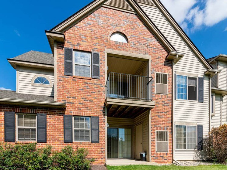 Apartments with Balcony or Patio