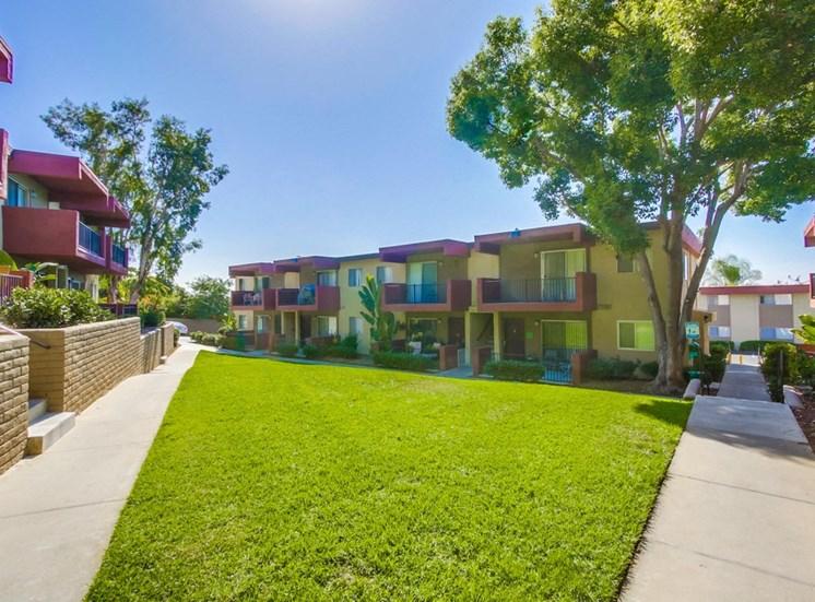 Beautiful exterior at Mesa Vista Apartments