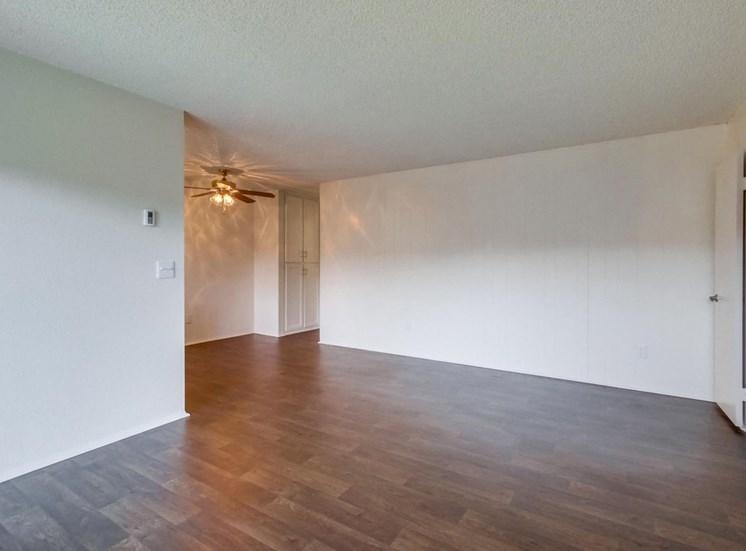 Interior with wood flooring - Mesa Vista Apartments