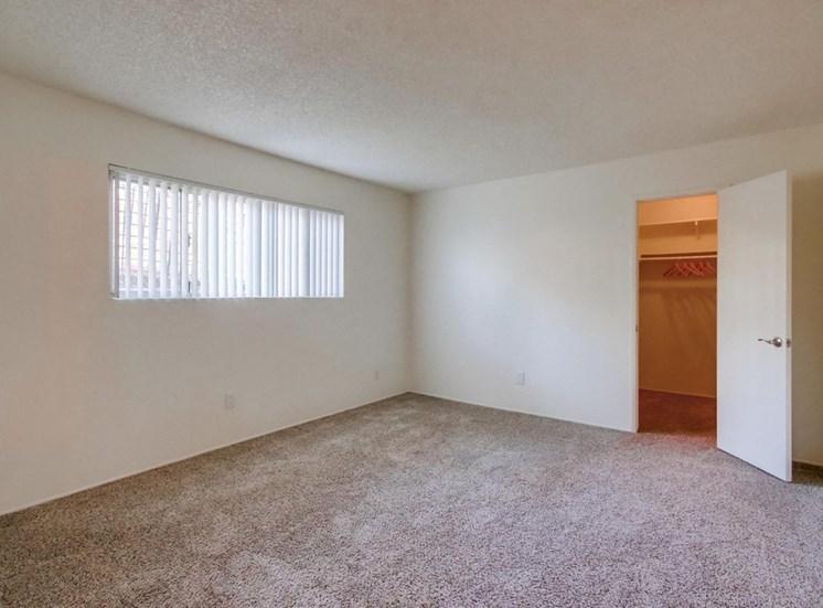 Bedroom view - Mesa Vista Apartments