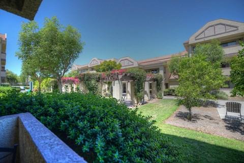 Casa Grande Senior Apartment Homes Balcony View