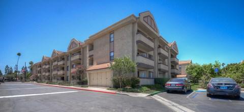 Exterior View Casa Grande Senior Apartment Homes