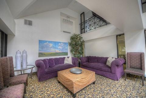 Casa Grande Senior Apartment Homes Lifestyle - Indoor Lounge Area