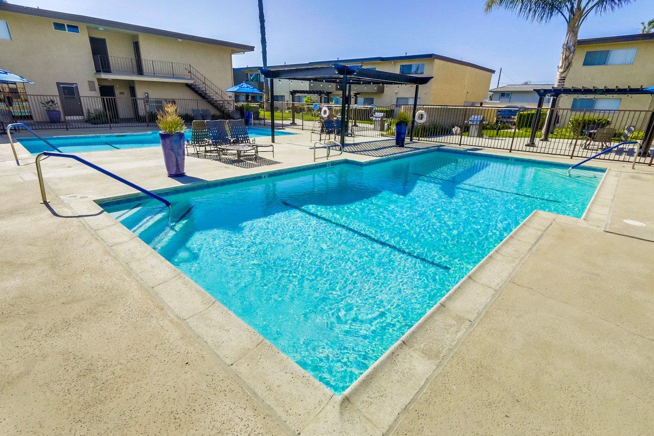 Cypress Park Apartments Lifestyle - Pool