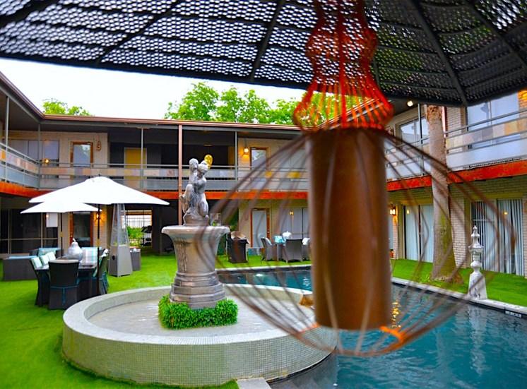 5808 Gaston The Villa Boutique Cabana Views