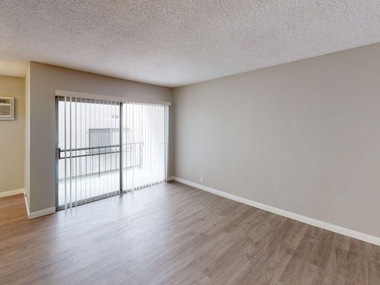 Livingroom at Chateau La Fayette, Los Angeles, CA, 90057