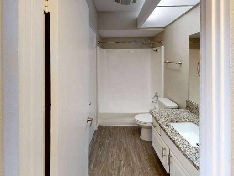 Bathroom at City Park View, Los Angeles, 90057