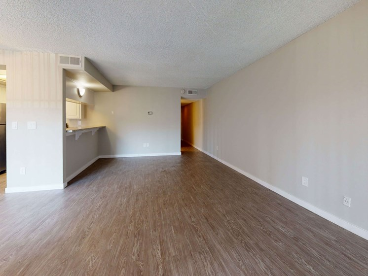 Alternate View Of Living Room With Tile Floor at City Park View, California