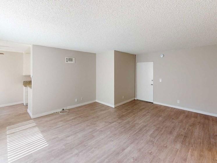Engineered Wood Flooring at La Fayette Marquis, California, 90057