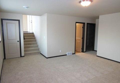 basement, stairs