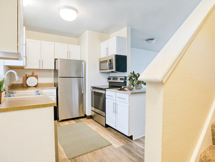 Entryway Kitchen