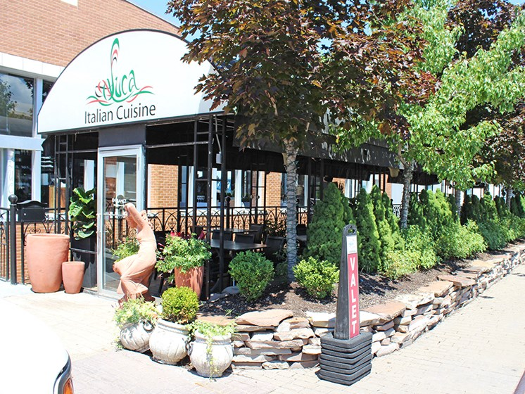 Italian Cuisine at Stonebridge Waterfront, Cleveland, OH, 44113