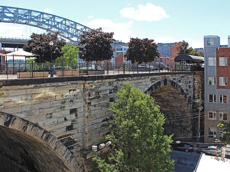 Bridge View at Stonebridge Waterfront, Cleveland