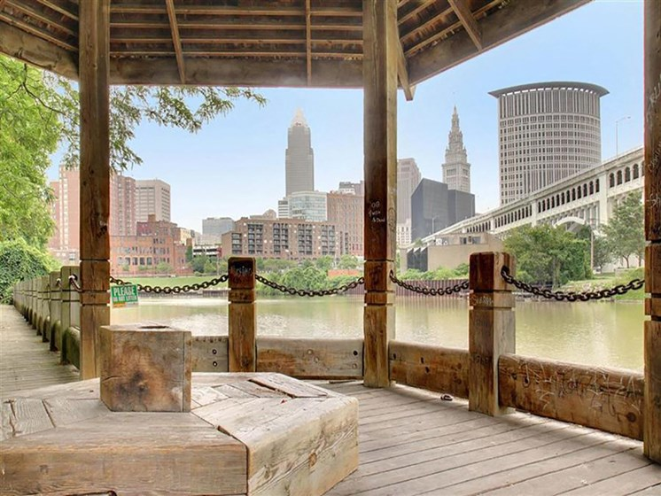 River View at Stonebridge Waterfront, Cleveland, OH, 44113